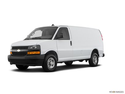 New 2020 Chevrolet Express 2500 Extended - 544388150