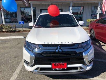 New 2019 Mitsubishi Outlander 4WD Plug-In Hybrid - 508675536