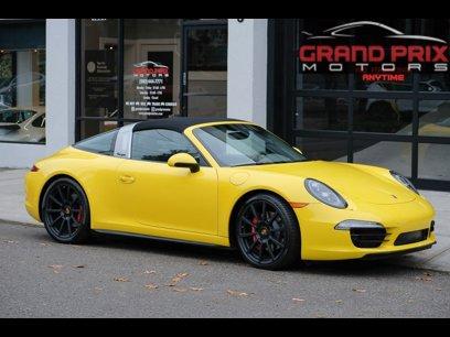 Used 2016 Porsche 911 Targa 4S - 518816415