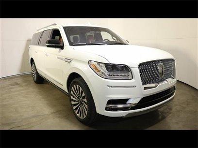 New 2020 Lincoln Navigator L 2WD Reserve - 537701903