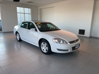 Certified 2015 Chevrolet Impala Limited LT - 542974727