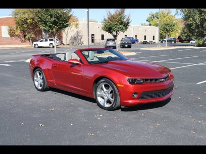 Used 2015 Chevrolet Camaro LT Convertible w/ RS Package - 566557815