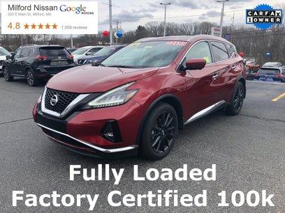 Certified 2019 Nissan Murano Platinum - 535602031