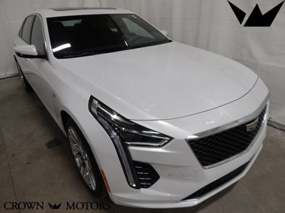 New 2020 Cadillac CT6 3.6 Luxury AWD - 539788569
