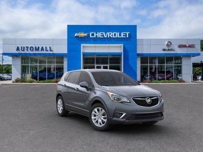 New 2020 Buick Envision AWD Preferred - 541776006