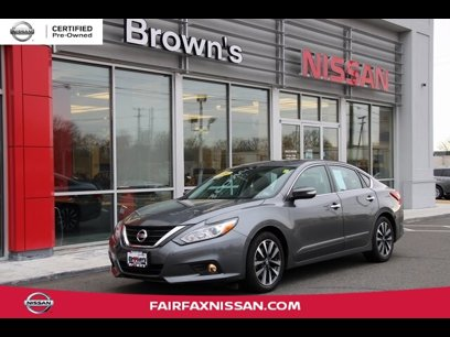 Certified 2016 Nissan Altima 2.5 SL Sedan - 538489180