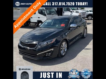 Used 2014 Kia Optima SX w/ Limited Package - 548073008