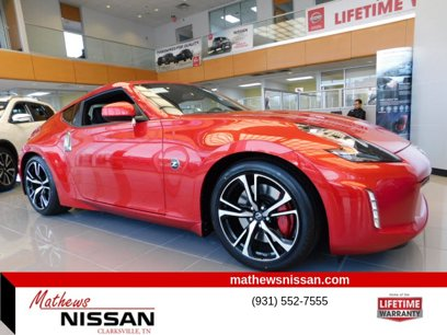 New 2020 Nissan 370Z Coupe - 539592225