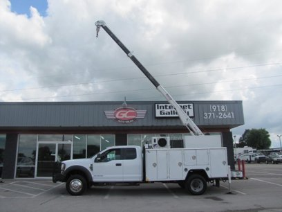 Used 2018 Ford F550 4x4 SuperCab Super Duty - 591199588