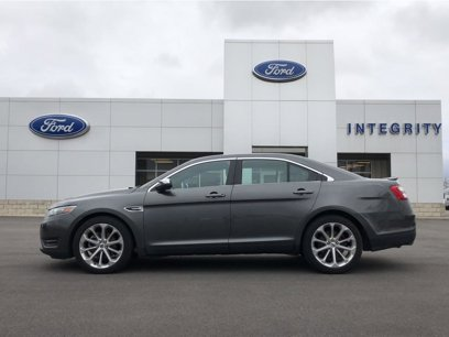 Used 2017 Ford Taurus Limited AWD - 509559745