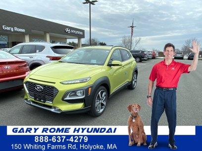 New 2020 Hyundai Kona AWD Ultimate - 543001570