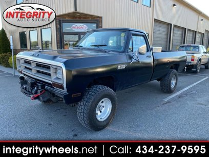 Used 1987 Dodge D/W Truck 150 - 585426643