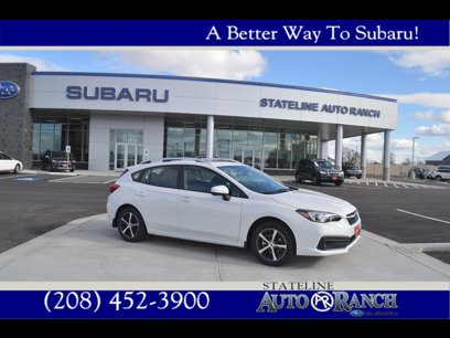 New 2020 Subaru Impreza Premium - 540989317