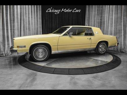 Used 1985 Cadillac Eldorado Coupe - 591122207