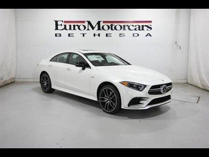 New 2019 Mercedes-Benz CLS 53 AMG 4MATIC - 514113317