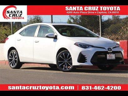 Certified 2017 Toyota Corolla XSE - 564266192