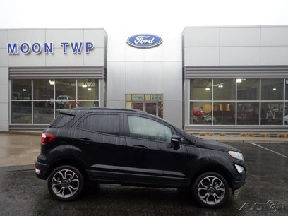Used 2019 Ford EcoSport 4WD SES - 543004071