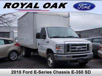 Used 2018 Ford E-350 and Econoline 350 Super Duty - 545811901