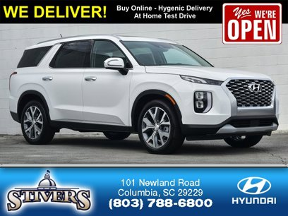 New 2020 Hyundai Palisade FWD SEL w/ Convenience Package - 545162356