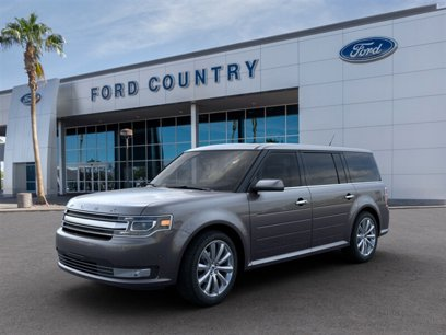 New 2019 Ford Flex FWD Limited - 510833526