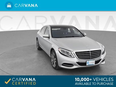 Used 2017 Mercedes-Benz S 550 4MATIC Sedan - 539566810