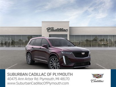 New 2020 Cadillac XT6 AWD w/ Platinum Package - 548892802