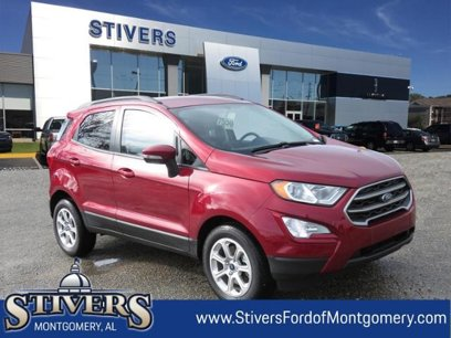 New 2020 Ford EcoSport FWD SE - 541004508