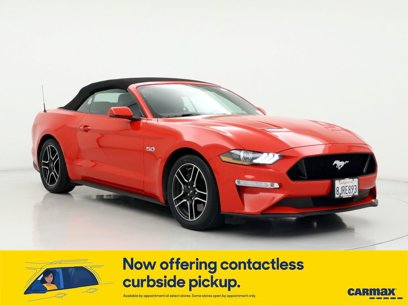Used 2019 Ford Mustang GT Convertible - 569361181