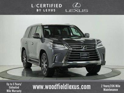 Certified 2019 Lexus LX 570 4WD - 601984473