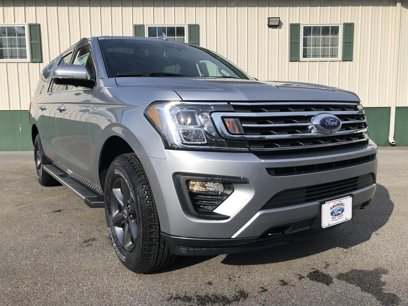 New 2020 Ford Expedition Max 4WD XLT - 544860088