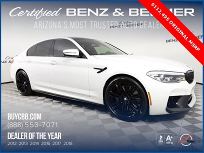 Used 2019 BMW M5 - 542378638