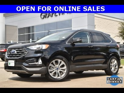 Certified 2019 Ford Edge AWD Titanium - 546723468