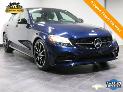 Used 2019 Mercedes-Benz C 300 Sedan - 543449508