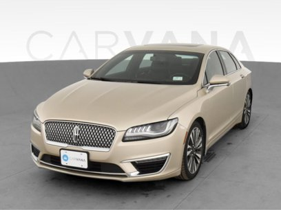 Used 2017 Lincoln MKZ Reserve V6 AWD - 548314947