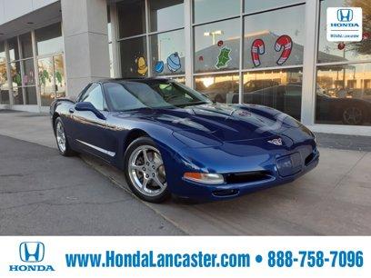 Used 2004 Chevrolet Corvette 50th Anniversary Edition - 569808159