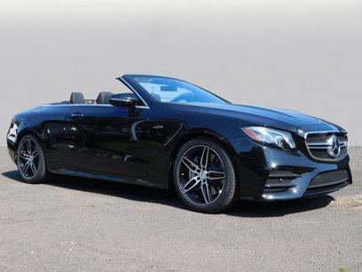 New 2020 Mercedes-Benz E 53 AMG 4MATIC Cabriolet - 529298569