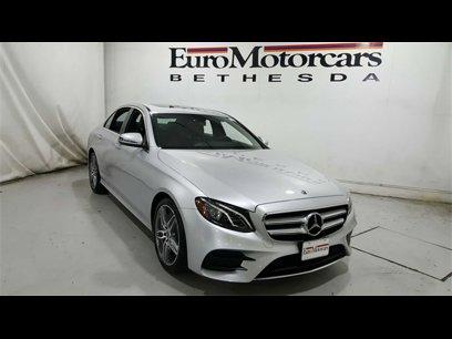 Used 2019 Mercedes-Benz E 450 4MATIC Sedan - 530891672