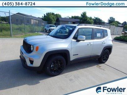 New 2019 Jeep Renegade FWD Latitude - 518474990