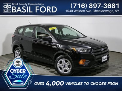 Used 2018 Ford Escape FWD S - 562430632