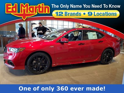 New 2020 Acura TLX V6 SH-AWD w/ Advance Package - 537035030