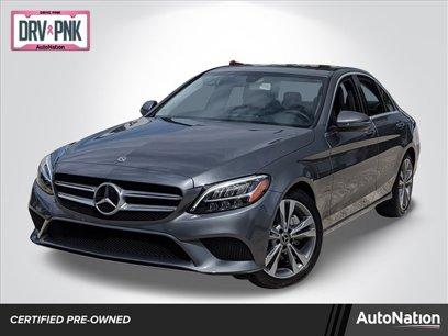 Certified 2019 Mercedes-Benz C 300 Sedan - 513403374
