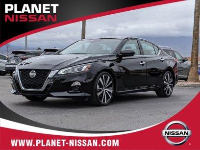 Certified 2019 Nissan Altima 2.5 Platinum - 547472749