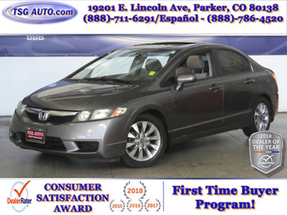 Used 2010 Honda Civic EX Sedan - 530026971