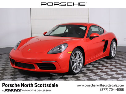 Used 2018 Porsche 718 Cayman - 547238202