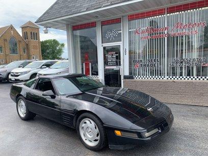 Used 1992 Chevrolet Corvette Coupe - 601285344