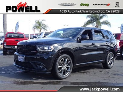 Certified 2018 Dodge Durango AWD GT - 544250980