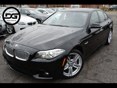 Used 2015 BMW 550i xDrive Sedan - 542266133