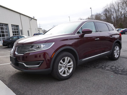 Used 2017 Lincoln MKX AWD Select - 543495983