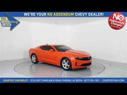 Certified 2020 Chevrolet Camaro Coupe - 549048002