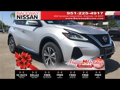 New 2020 Nissan Murano FWD S w/ Technology Package - 553658876